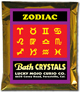 Lucky Mojo Curio Co.: Zodiac Bath Crystals